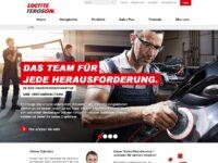 Henkel mit eigener Webseite für Kfz-Werkstätten und Händler
