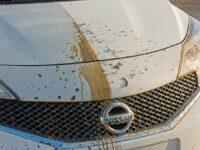 Nissan testet schmutzabweisende Nano-Beschichtung