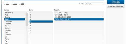 Neue Version der Diagnose-Software 'XDS 1000' von AVL Ditest verfügbar