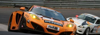 Dörr-Motorsport und Pirelli bereit für die Grüne Hölle