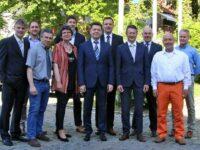 Kfz-Innung Schwaben: Alois Huber zum neuen Innungsobermeister gewählt