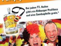 WM-Geschenk von Meyer Lissendorf für jeden 11. gekauften Reifen