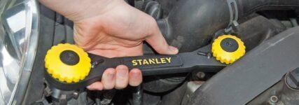 Universeller Ratschenschlüssel von Stanley für komplexere Arbeiten