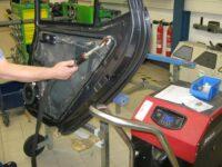 Induktionsheizgerät 'Alesco A 800i' auch für Smart-Repair geeignet