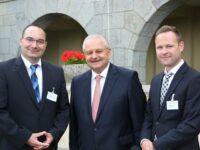 Neuer ZDK-Präsident Jürgen Karpinski offiziell ins Amt eingeführt