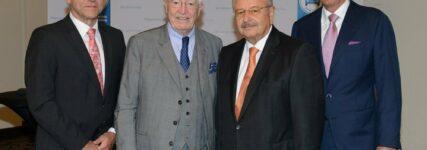 Kfz-Gewerbe: Jürgen Karpinski einstimmig zum neuen ZDK-Präsidenten gewählt