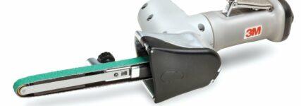 3M bringt neue Feilenbandmaschine auf den Markt