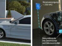 BMW entwickelt induktive Ladesysteme für Elektro- und Plug-in-Hybridfahrzeuge