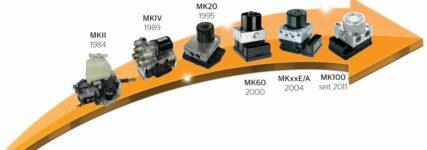 30. Jubiläum: Continental produzierte 250 Millionen elektronische Bremssysteme