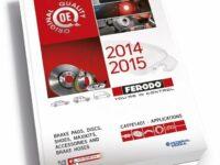 Federal-Mogul Motorparts präsentiert Ferodo-Katalog für Pkw-Bremsprodukte
