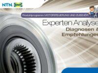 Zwei neue technische Dokumentation von NTN-SNR für Werkstätten