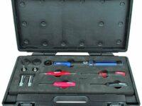 Werkzeugset von KS Tools für die fachgerechte Montage von RDKS-Sensoren