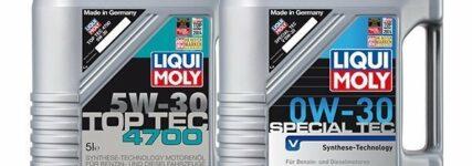 Neue Motorenöle von Liqui Moly für Mercedes-Benz und Volvo
