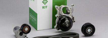 Komplettlösung von Schaeffler für die Reparatur des Nebenaggregatetriebs
