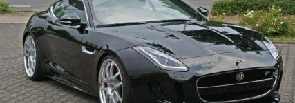 Schwarzes Kätzchen mit Sportfahrwerk: Arden Jaguar F-Type R Coupé