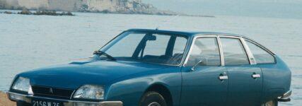 40 Jahre: Der Citroen CX feiert Jubiläum