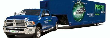 Systemlösungen von Festool für mehr Effizienz bei der Autolackierung