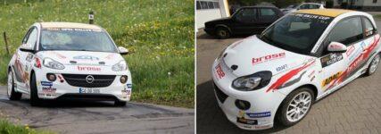 Spannung zu Beginn der ADAC-Rallye-Deutschland am kommenden Donnerstag