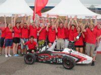 Formula-Student 2014: Henkel zeichnet Studenten aus