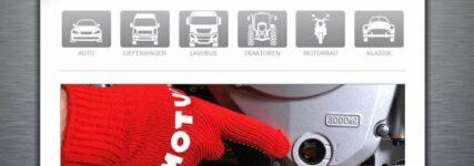 Neue App von Motul mit News und dem 'mobilen Ölberater'