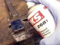 Reinigungsspray von OKS Spezialschmierstoffe für Klebe- und Lackrückstände