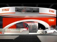 TRW zeigt auf der Automechanika neue Generation von Bremsbelägen