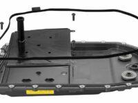 Vierol: Ölwannen mit Wechselfilter für BMW-Automatikgetriebe