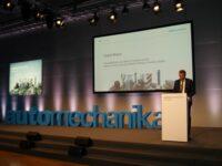 Automechanika in Frankfurt eröffnet