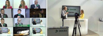 Automechanika: Dekra Experten-Talk als Forum der Branche