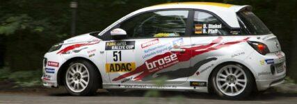 ADAC Opel Rallye Cup: Der Meisterschaftskampf ist voll entbrannt