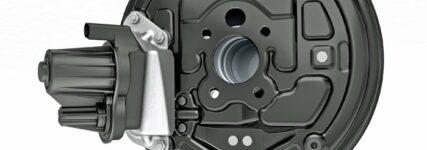 Conti entwickelt Konzept für elektrische Parkbremse (EPB) in Trommelbremsen