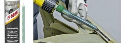 Henkel: Klebstoffe erleichtern die Kfz-Reparatur