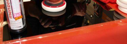 Menzerna stellte auf Automechanika Politursystem '3 in 1' vor