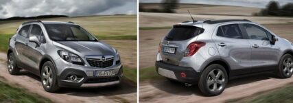 Opel Mokka: Neuer 1.6 CDTI-Turbodiesel