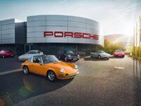 Porsche weitet Servicenetz für Sportwagen-Klassiker aus
