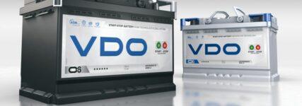 Conti nimmt Start-Stopp-Batterien neu ins Portfolio auf