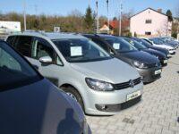 Kfz-Gewerbe: Automarkt fährt aus dem Sommerloch