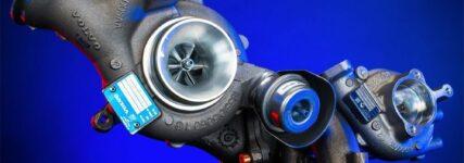 R2S-Turbo von Borg-Warner macht Druck im Volvo V40
