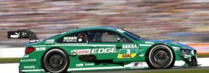 DTM 2014: Castrol erfolgreicher Partner von BMW Motorsport