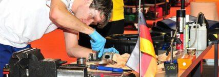 Medaillen für den Kfz-Nachwuchs bei den Euro-Skills