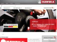 Haweka mit neuem Internetauftritt