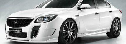 Neu entwickelte Leistungskits für Opel OPC Modelle