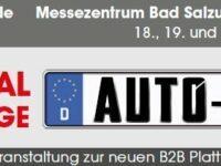 'AUTO-Prof'-Fachmesse: Terminverschiebung und Schautage zum Kennenlernen