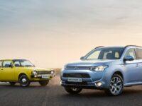 Jubiläum: Mitsubishi seit 40 Jahren in Europa aktiv