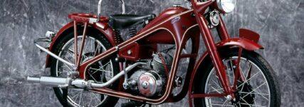 Honda-Motorrad feiert Produktionsjubiläum