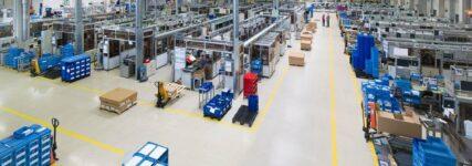 KSPG: Produktion im neuen Pierburg-Werk in Neuss angelaufen
