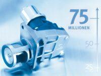 Pierburg: 75 millionstes AGR-Ventil aus dem Baskenland