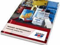 Werkstatt- und Betriebsbedarf: Winkler mit neuem Katalog