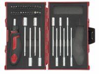 Werkzeugsatz von Carolus für mobile Kfz-Mechatroniker