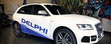 CES in Las Vegas: Delphi zeigt automatisiertes Fahren